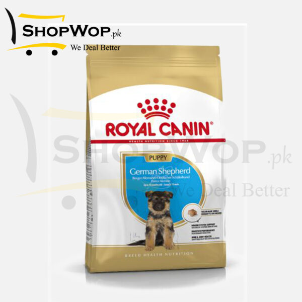 Royal Canin Gsd puppy